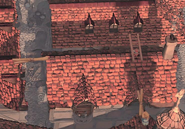 Alexandria Rooftops