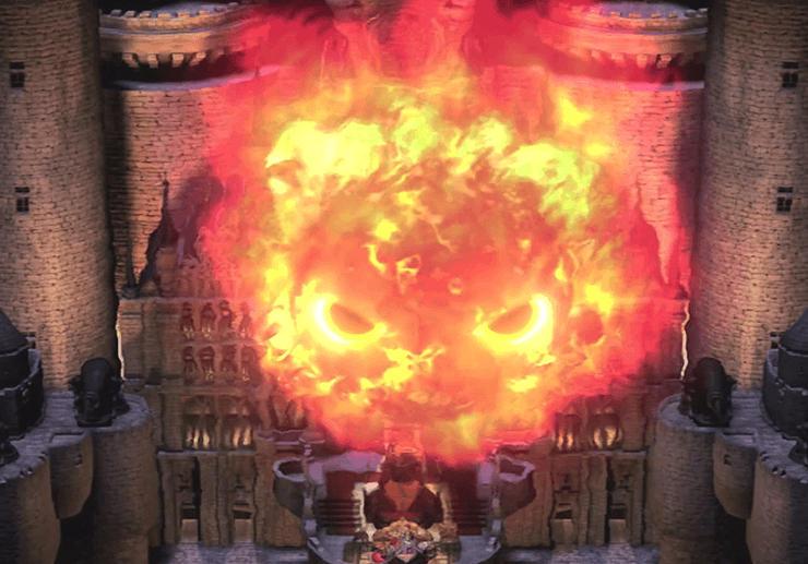 Alexandria Castle Steiner Bomb