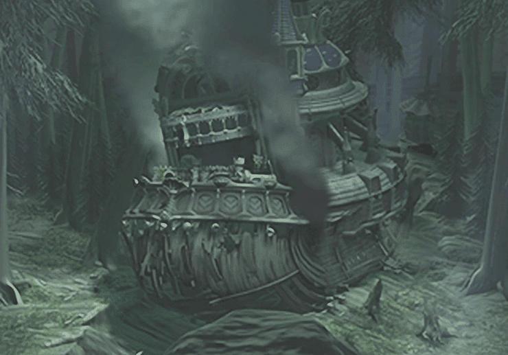 Evil Forest MS Prima Vista