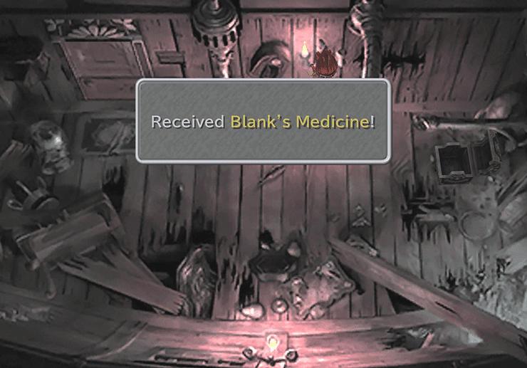 Evil Forest MS Prima Vista Blanks Medicine