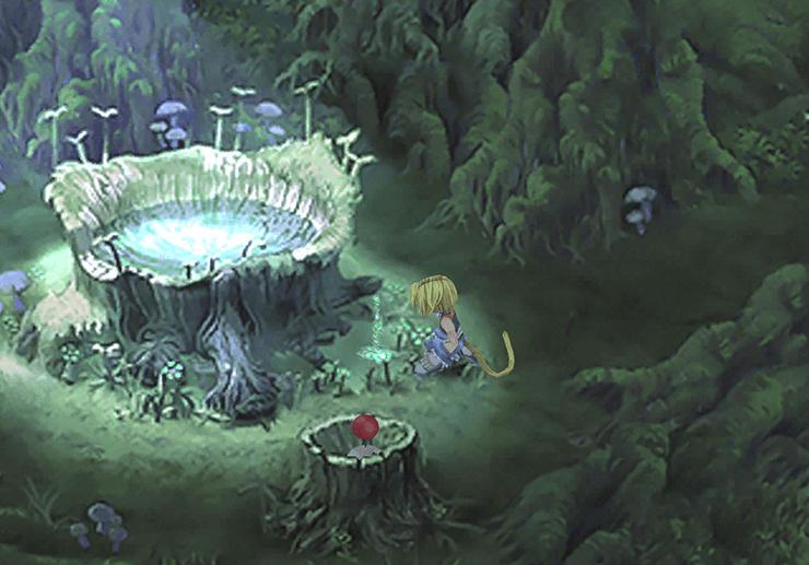 Evil Forest Spring
